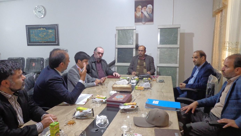 برگزاری جلسه کمیسیون نظارت شهرستان سربیشه