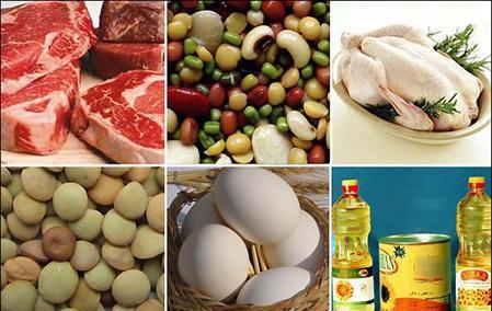 توزیع بیش از 256 تن انواع کالاهای تنظیم بازار در شهرستان درمیان