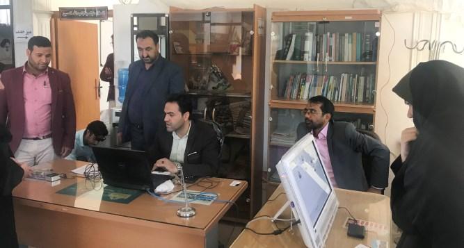 برگزاری انتخابات اتحادیه آرایشگران، خیاطان، عکاسان و فیلمبرداران شهرستان سرایان