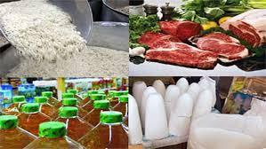 توزیع بیش از 100 تن انواع کالاهای تنظیم بازار در شهرستان درمیان