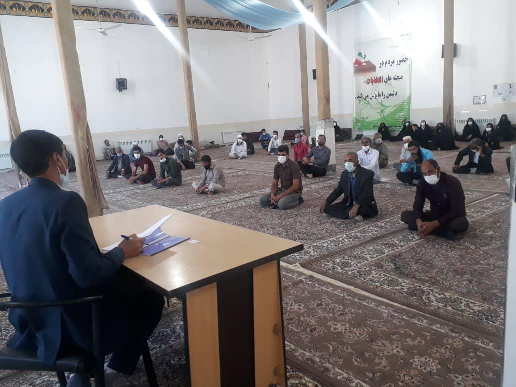 برگزاری بیش از 4000 نفر ساعت آموزش ویژه متصدیان واحدهای صنفی در درمیان