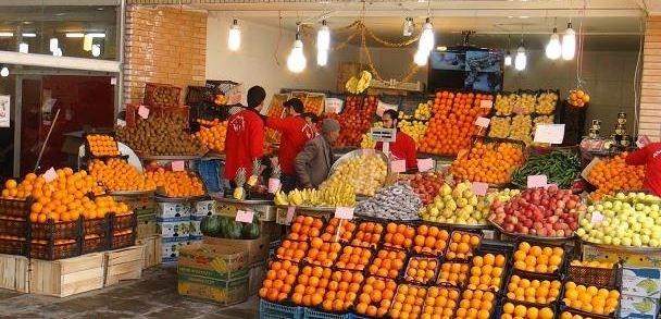 مراکز توزیع میوه تنظیم بازار