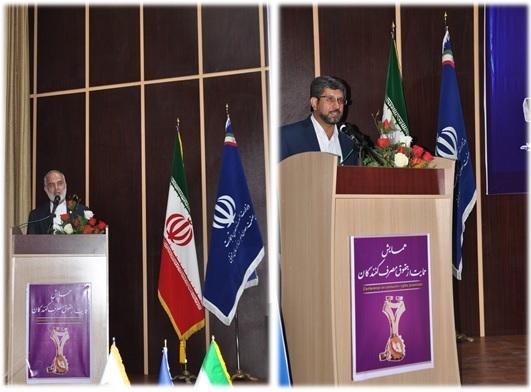 دومین همایش حمایت از حقوق مصرف کنندگان در خراسان جنوبی با حضور معاون وزیر صنعت، معدن و تجارت برگزار شد