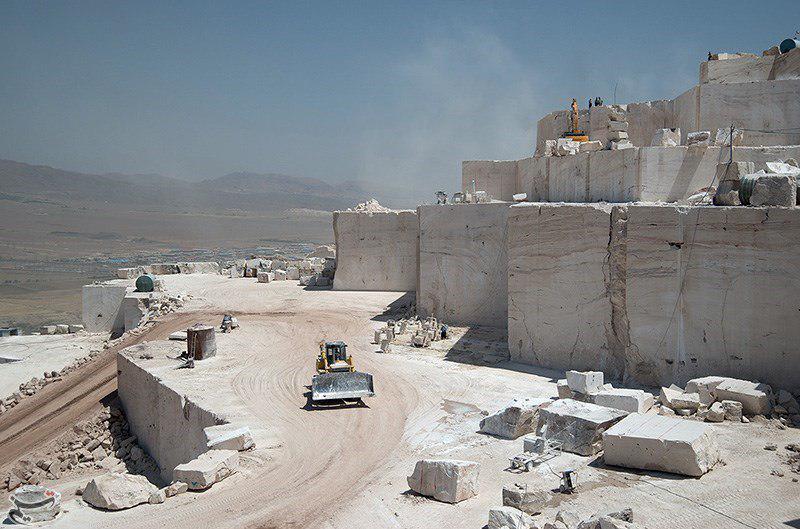 سرمایه گذاری 76 میلیاردی در بخش معدن نهبندان