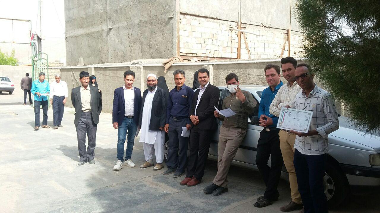 برگزاری انتخابات اتحادیه های لوازم خانگی ومصالح ساختمانی شهرستان زیرکوه