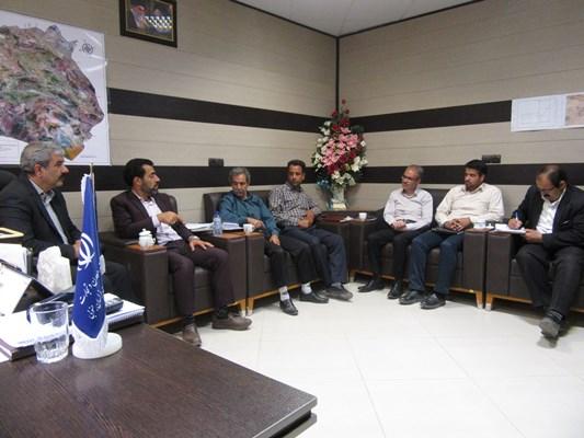 جلسه کمیته نمایشگاهی در شهرستان طبس برگزار گردید